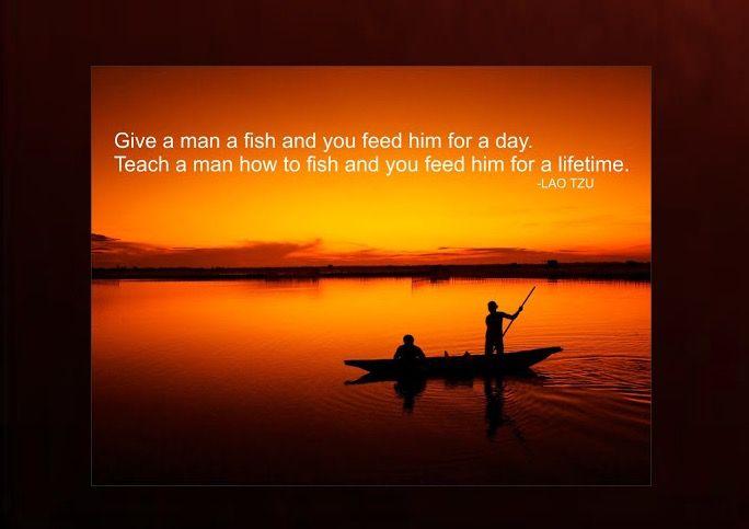 Lao Tzu, Richard Bach and enabling Leadership in Education.