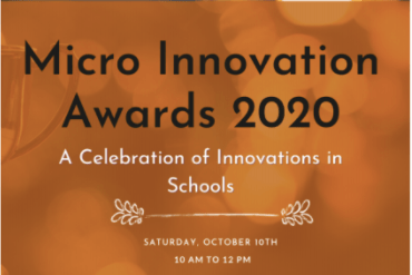 Micro-Innovations Festival: Celebrating improvements by School Leaders